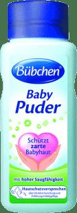 BÜBCHEN Puder dla niemowląt zasypka 100g
