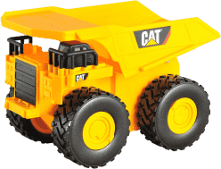 NIKKO CAT Samochód ciężarowy, 25cm