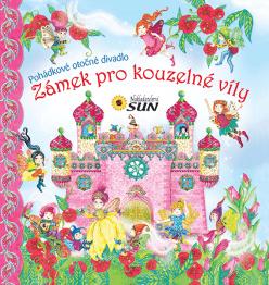 KNIHA Zámek pro kouzelné víly II. Panorama