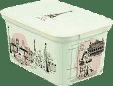 CURVER Pudełko do przechowywania Miss Paris S