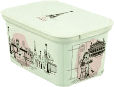 CURVER Úložný box Miss Paris S