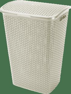 CURVER Kosz na pranie My Style 55l, biały
