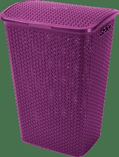 CURVER Kôš na bielizeň My Style 55 l, fialový