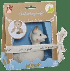 VULLI Zabawka do kąpieli żyrafa Sophie z kolekcji So'PURE