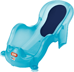 KETER Tami Leżaczek do wanny, niebieski