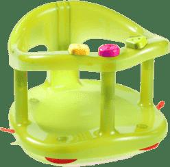 KETER Dziecięce siedzisko do wanny, zielone