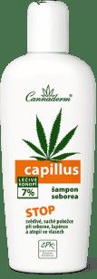 CANNADERM Capillus Seborea šampón 150ml