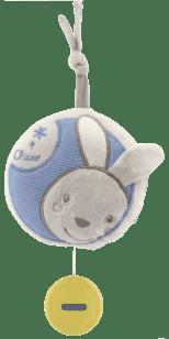CHICCO Soft Color králíček hrající