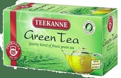 TEEKANNE Herbata zielona, 20 torebek
