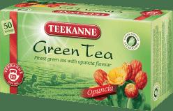 TEEKANNE Zelený čaj – opuncie, 20 sáčků