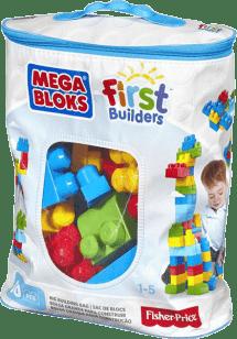 MEGA BLOKS FB Duża torba klocków - chłopiec (60)