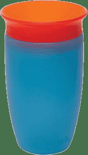 MUNCHKIN – Kubek niekapek dla dzieci 360° 296 ml– niebieski