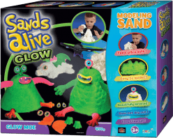 EPLINE Sands alive! Glow - set příšerky