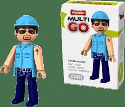 IGRÁČEK Multigo - řidič