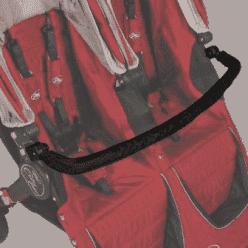 BABY JOGGER Madlo pro dvojčatový set - Black