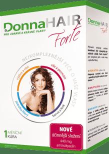 DONNAHAIR FORTE 1měsíční kúra 30 tobolek