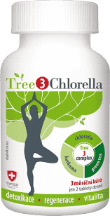 TREE3CHLORELLA 180 tablet