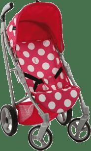 HAUCK Športový kočík Icoo Pluto - bodka