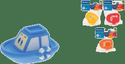 GOMMOLOSI Lodička gumová - modrá