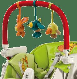 PEG-PÉREGO Hrazda na hranie pre stoličky