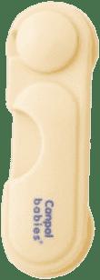 CANPOL Babies Uzávěr skříněk žlutý