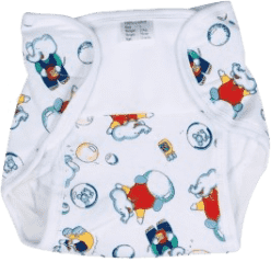 CANPOL Babies Plenkové kalhotky PREMIUM S - Delfínci