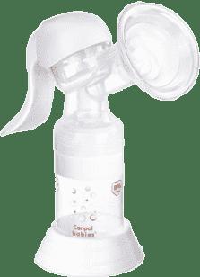 CANPOL Ruční odsávačka mateřského mléka Basic