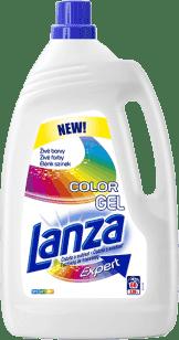 LANZA Expert Gel Color 3,96 l (60 dávok) - prací gél