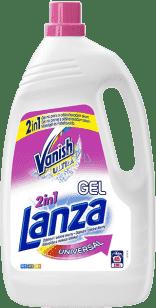 LANZA Ultra 2w1 Gel Universal 2,97 l (45 prań) - żel do prania