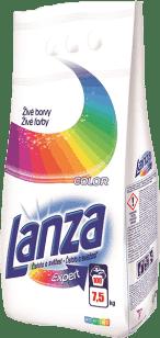 LANZA Expert Color 7,5 kg (100 prań) - proszek do prania