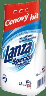 LANZA Special Compact so sviežou vôňou 7,5kg - prací prášok