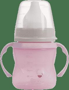 LOVI Hrnček tréningový RETRO 150 ml ružový