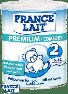 Expirace 7.6.2016: FRANCE LAIT Premium Comfort 2 (400g) - kojenecké mléko