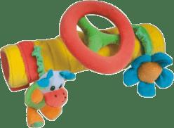 CANPOL Babies Plyšová hračka na madlo s volantom rôzne farby
