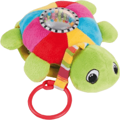 CANPOL Babies Plyšová edukačné hračka korytnačka