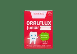 ORALFLUX Junior žuvačky 18ks