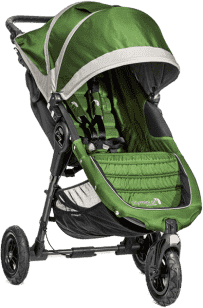 BABY JOGGER Kočík City Mini GT - Lime / Gray