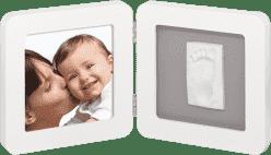BABY ART Ramka z odciskiem Print Frame White & Grey