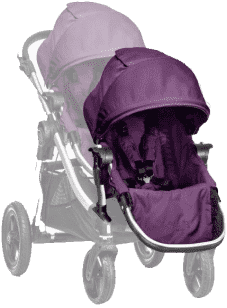 BABY JOGGER Dodatkowe siedzisko - Amethyst