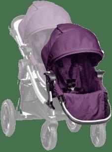 BABY JOGGER Doplnkový sedák - Amethyst