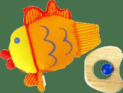 BINO Baby – pomarańczowa ryba