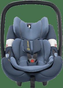 CONCORD Autosedačka Air 15 DENIM BLUE + CLIP