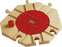 BRIO Mechanická točňa