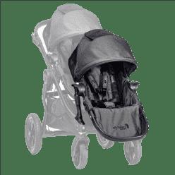 BABY JOGGER Dodatkowe siedzisko - Charcoal