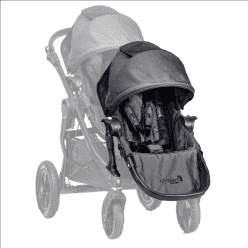 BABY JOGGER Doplnkový sedák - Charcoal