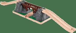 BRIO Zwodzony most kolejowy
