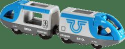 BRIO Elektrická vlaková súprava (batérie AA nie je súčasťou)