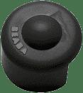 BEABA Zabezpieczenie rogów 4 szt. Ciemne kolory, czarne