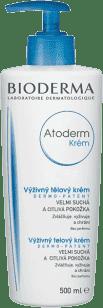 BIODERMA Atoderm Creme Lavante telový krém 500 ml