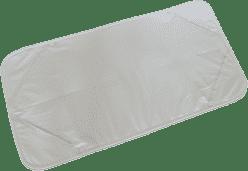 PETITE&MARS Chránič matraca do postieľky - Aerodry - biely